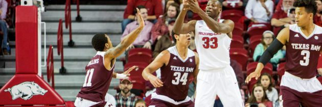 SEC Preview: Arkansas at Texas A&M