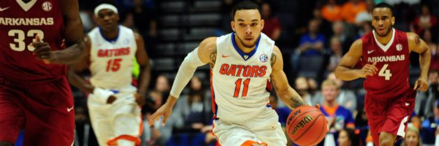 Feature: Gators Point Guard, Chris Chiozza