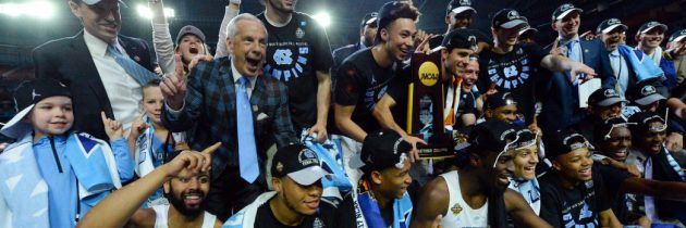 North Carolina Earns 6th National Championship with Win Over Gonzaga